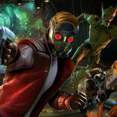 Cover art for 614 - Guardians Of The Galaxy Game in the Works? + Army of Thieves Announced (31.05.21)