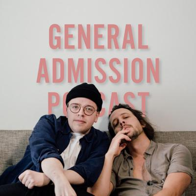 General Admission Podcast with Josh Romyn