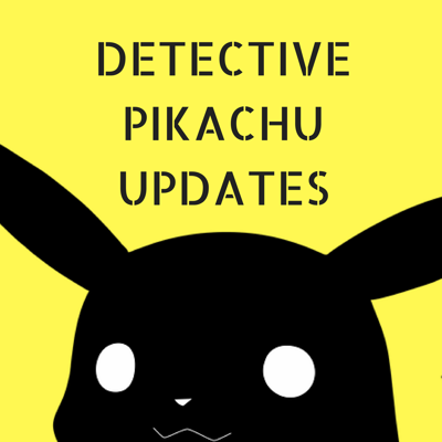 A film podcast about one film: Detective Pikachu.