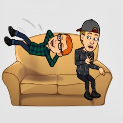 Two Guys One Couch