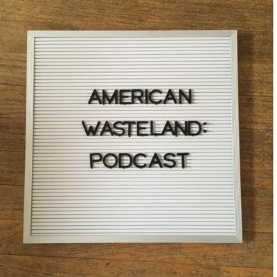 American Wasteland is a podcast on which I, Alexander Joseph, read my short stories and poems. I will try to post a podcast each Wednesday, or Thursday or not, but hopefully once a week!  Find me on instagram at alxndr jsph  In the segment Chris's Corner, my friend Chris reads his short opinion essays.   Thanks for listening!