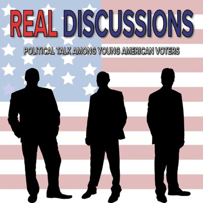 A weekly podcast of real people discussing topics that cross the political landscape.
