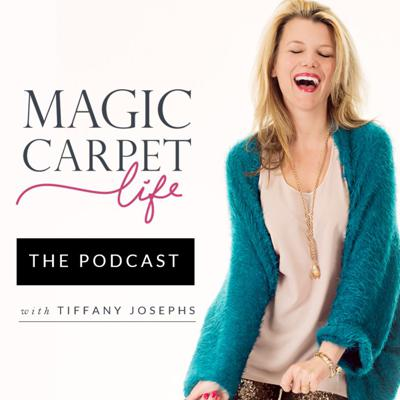Bring the magic of the Universe into your everyday world with Magic Carpet Life. Tiffany's weekly wonder-trip explores what it takes to live free, create beauty from chaos, and express who you are with technicolor truth. Tune in for refreshingly real discovery and take your life on a magic carpet ride.