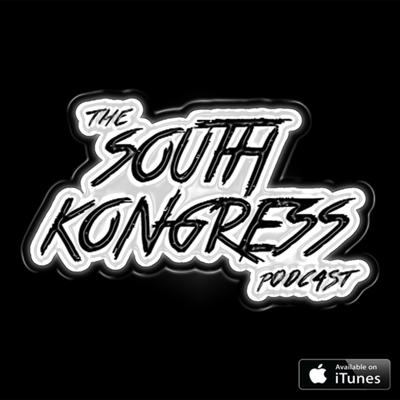 The South Kongress Podcast is an Austin based lifestyle show where I interview great people doing great things in the great state of Texas, and talk with my buddies about the goings on in pop culture, music, movies, TV and more!