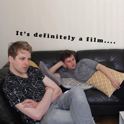 Welcome to 'It's definitely a film...' a podcast about movies all great and bad.  In it we watch and discuss whatever movie we feel like watching at any given time, there will be laughs, tears and rage as we browse through and endless encyclopedia of wonderful movies along with some truly terrible ones.  Listen.... share our joys and our pains.
