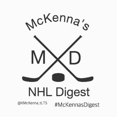 NHL writer Kyle McKenna hits the airwaves & provides both insight and opinions on all 31 NHL teams, while serving a slice of the 'Friday pizza' advice you need.  Follow him on Twitter @KMcKenna_tLT5 and use the hashtag #McKennasDigest to have your NHL question featured in an article or answered on the weekly NHL podcast.   Kyle McKenna has covered the NHL for numerous outlets including About.com and currently Hooked On Hockey Magazine, Elite Sports New York & Fansided.