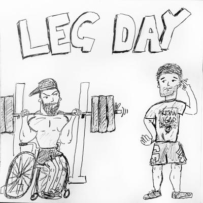 Leg Day Podcast