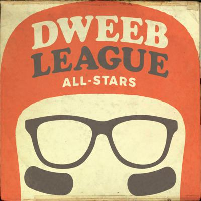 Join the Dweeb League as they attempt to apply the model of fantasy sports to television, film and pop culture and then probably fight about it.