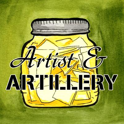 Our names are Tyler and Garrett and this is our podcast. Every episode, we draw a word out of a jar and see where it takes us. It could be a story, an opinion, or a debate. It's all in the word. Our twitter: @ArtistArtillery Music: Michael Lesko soundcloud.com/michael-lesko-1 Art: Jaime Harris https://twitter.com/search?q=%40DearDearJaime&src=typd http://spryhaunch.tumblr.com/
