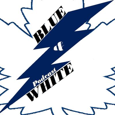 Blue And White Podcast