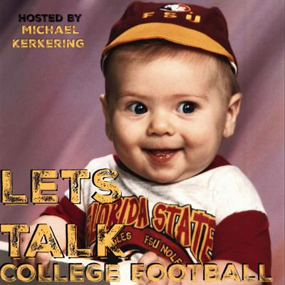 LETS TALK College Football