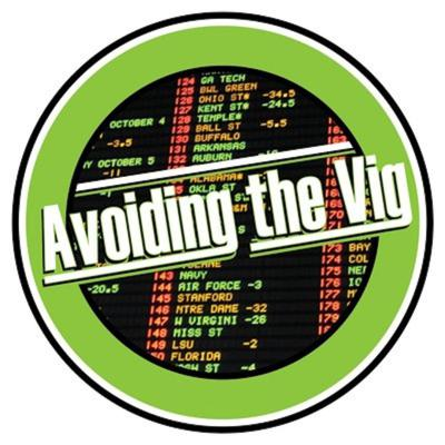 Avoiding the Vig is a weekly (and sometimes more often) podcast oriented around sportsbetting hosted by Deep Marreddy, Jimmy Stroup, and Matt Kitson. In it we make takes, predict winners and losers based on evidence and gut feelings, evaluate the field from a gambling perspective, and try very hard not to make fun of Jon Gruden and Mike Tomlin. We used to make fun of Andrew Luck but he quit playing, so we quit, too. Follow us on Twitter: @avoidingthevig