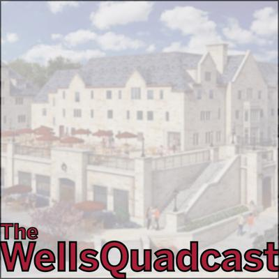 Cover art for Episode 18 featuring Sandi Dykes, Wells Quad OSA Sr.