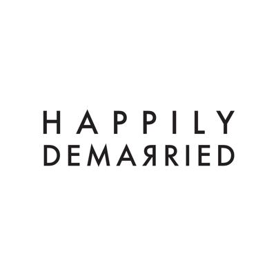Happily DeMarried:: a once-married couple gives unsolicited relationship advice. For free. Web, podcast and email at www.happilydemarried.com/subscribe