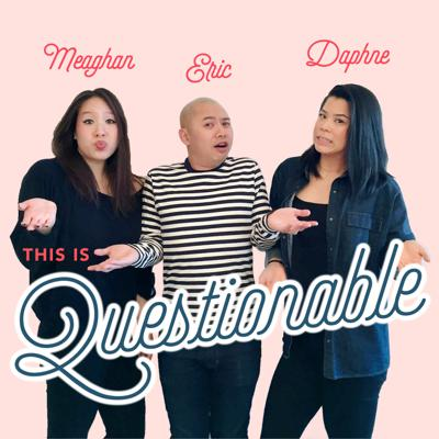 This is Questionable, a podcast where we review romcoms and compare it to our own questionable love lives.  Join us as we get messy and loud as we try to break down why these romcoms are important (or not) to our own dating history.
