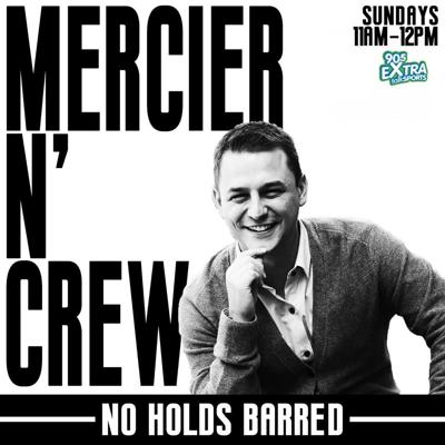 'Mercier 'N Crew' is hosted by Jordan Mercier and Rapid Robert and airs on EXTRA 90.5 in Peterborough, Ontario. The boys deal with the top weekly stories in sports and pop culture and also conduct in-depth interviews with local movers and shakers from around PTBO and the Kawarthas.