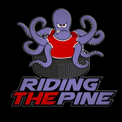 Riding the Pine - Detroit Red Wings Podcast