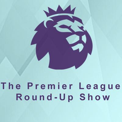 Two lads with a love for footy on The Premier League Round Up Show
