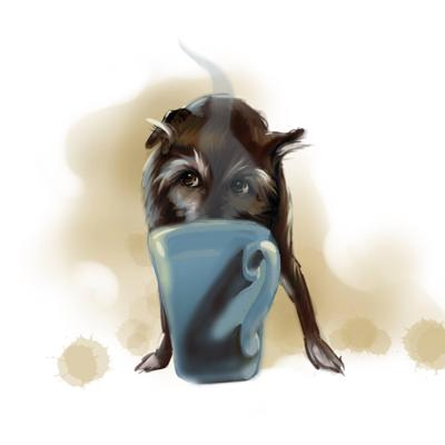 Coffee Cups and Puppy Butts is a fun podcast produced by Eric and Stacy, a young married couple with an affinity for caffeine and furry friends.