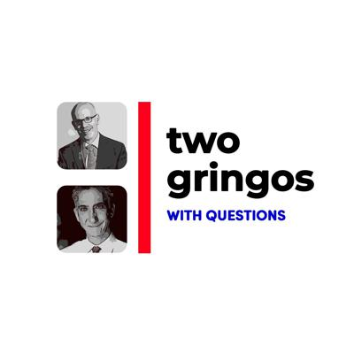 Two Gringos with Questions