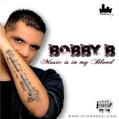 Bobby B - Music Is In My Blood (2012)