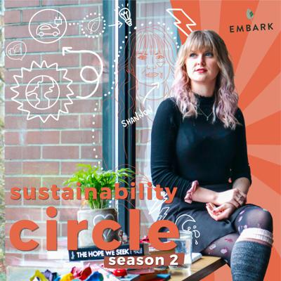 Embark is an independent, student-led not-for-profit empowering the next generation of student sustainability leaders at Simon Fraser University. We engage our student members in change making and inspire their sustainability leadership through our grant, advocacy, and student-designed programming.