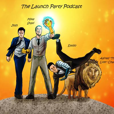 Launch Party Podcast