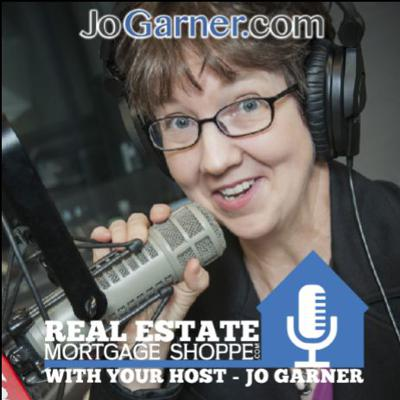 "Jo Garner is a mortgage officer with extensive knowledge in tailoring mortgages to her customers who are refinancing or purchasing homes all over the country. She offers conventional, FHA, VA, HARP refinances, Rural Housing or other loan programs for refinancing and purchases.  Jo can help you look at rent vs buy, when it makes sense to refinance, how to get the best deal on your home purchase financing. Jo's mortgage team goes the extra mile for her customers, listening to the customer to make sure the mortgage product fits what they want today and what they need later. If there is an appraisal required, the customer's loan is given a complete ""second look"" once the completed appraisal is submitted to see if there are any options for saving the customer more money per month or by lessening costs.  Jo Garner has been in the real estate/financing business for over 20 years. She grew up in West Tennessee and has been in the mortgage business in the Memphis area since 1990. She got her start in Portland, Maine where she first began her real estate career. She received her real estate education from the University of Southern Maine and was personally mentored in San Diego, California by Robert G. Allen, author of Nothing Down, Creating Wealth and The Challenge  Join Jo Garner live on News Radio AM 600 WREC every Saturday 9AM to 10AM CST or on IHEART Radio Subscribe for weekly Real Estate Mortgage Shoppe podcasts with show notes at www.JoGarner.com"