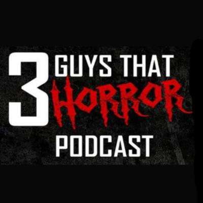 We are a horror podcast that discusses anything and everything horror! have a question or some feedback email us at 3guysthathorror@gmail.com