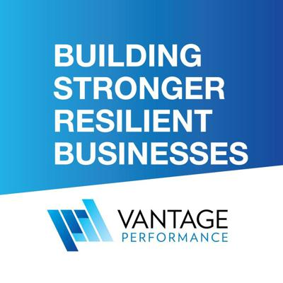 "At Vantage Performance, everything we do is aimed at building stronger, more resilient businesses so we can improve the rate of business success.  At Vantage we fundamentally believe that ""There's always a way"" to solve critical business challenges. We're known for our ability to see through complex challenges, prioritise key issues and develop innovative solutions which significantly improve business performance.  In this podcast we provide a range of insights into the world of Turnaround Management and restructuring as well as how to fast track the growth of your business."