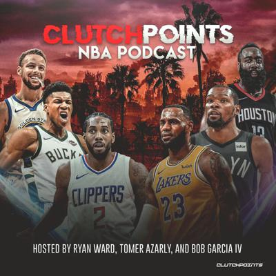 ClutchPoints NBA Podcast