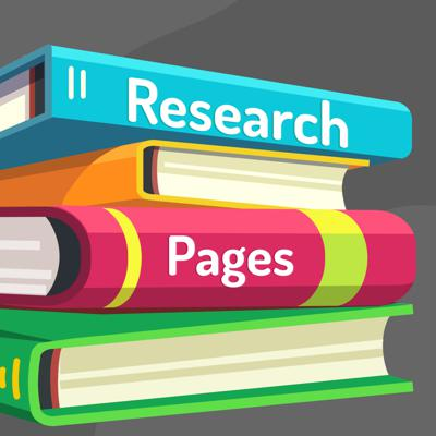 Research Pages