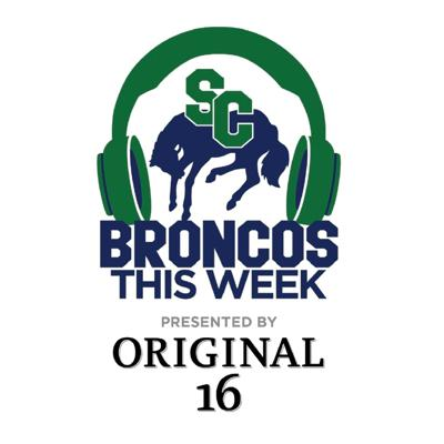Broncos This Week Presented by Original 16 is a weekly podcast centred around the Western Hockey League's Swift Current Broncos.   Each week, we get a member of the Broncos coaching staff and a featured guest to discuss the current state of the Broncos, as well as some stories from alumni.  Every third episode we go Down The Pipeline for Crescent Point, talking to a prospect of the Broncos to hear from future members of the organization.