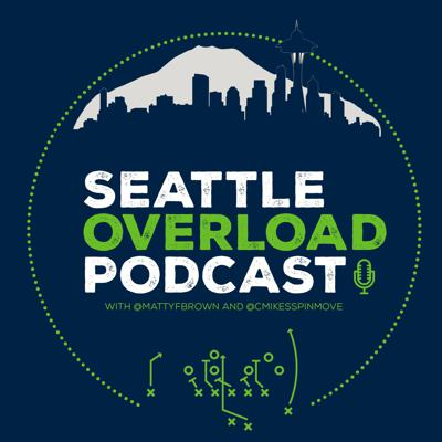 A Seattle Seahawks podcast with a heavy dosage of Xs and Os. Hosts Matty and Griffin cover the team from a schematic standpoint; they riff on their knowledge to Overload!