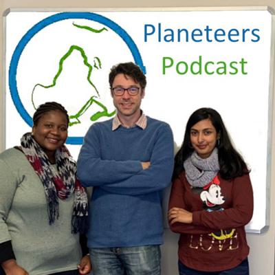 Planeteers' Podcast