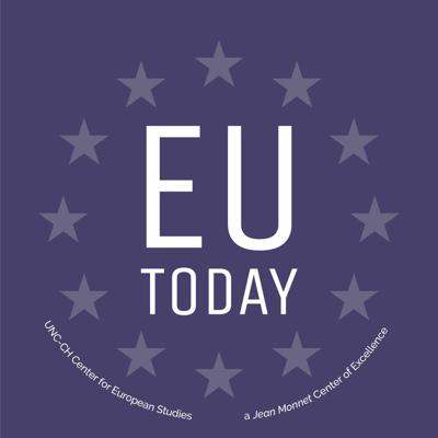 The EU Today podcast covers cutting-edge research on current events within the EU, including political divides, migration, and the EU's global connections. The podcast is produced at the Center for European Studies, a Jean Monnet Center of Excellence at the University of North Carolina at Chapel Hill. EU Today is co-funded by the Erasmus+ programme of the European Union.