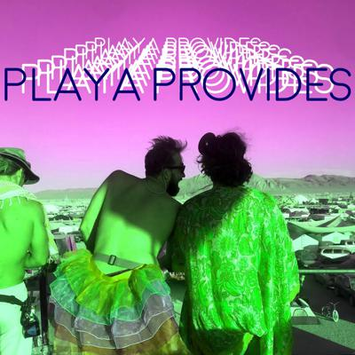 Playa Provides is a podcast with stories about Burningman magic moments and how living a 10 principle lifestyle in the default world makes it all better. Hosted by Jorge Madden. Spread positivity, burner values and good vibes.  Please contact me with your Playa stories - www.playaprovides.com - playaprovidespodcast@gmail.com