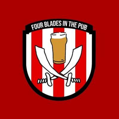 Four Blades in the Pub