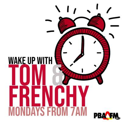 Tom and Frenchy is the Monday Morning Breakfast Duo in Adelaide's North