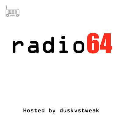 Welcome to Radio64, Video Game Music Remix Radio! Hosted by duskvstweak Find many of these songs at https://ocremix.org/ Find past episodes at youtube.com/duskvstweak Listen live Monday, 6:00pm @ www.wraq.org/index.html