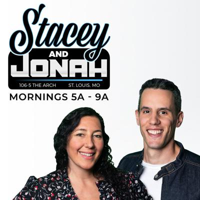 Stacey and Jonah
