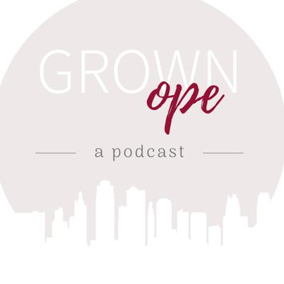 Welcome to the Grown Ope Podcast hosted by recent college graduates and Kansas City natives, Sarai and Camille. On this show, you'll find a combination of laughter, advice, and hilarious stories. Enjoy interviews with guests that cover an array of topics, bringing new perspectives to listeners. Subscribe for a new podcast every week! For business inquiries, please email grownope@gmail.com