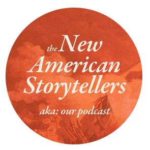 The New American Storytellers is a weekly podcast from storytellers & filmmakers, for storytellers & filmmakers.