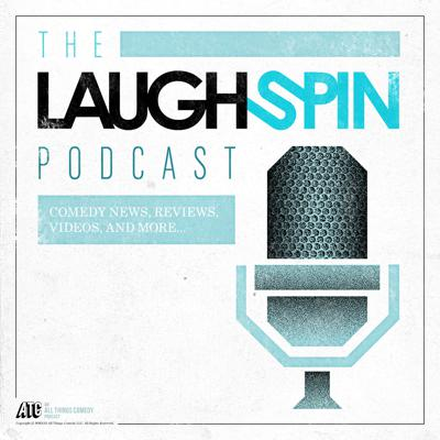 Hosted by Laughspin.com founder and editor Dylan Gadino and podcast vet Mike Gogel, the Laughspin Podcast is a weekly comedy news and feature wrap-up from the folks who bring you Laughspin.com, the country's leading editorial voice for all things comedy.