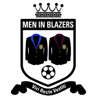 We discuss football. And wear blazers. Usually at the same time. Men in Blazers is driven by the belief that Soccer is America's Sport of the Future. As it has been since 1972.