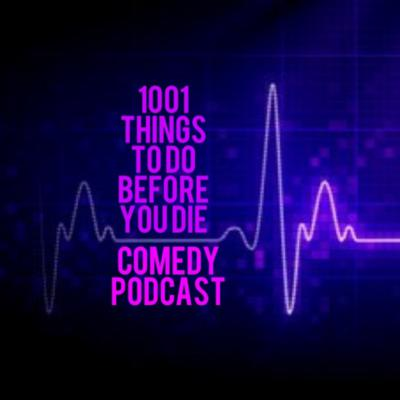 The Comedy Podcast of Comedians, Wrestlers, special guests and more putting together the ultimate list of things to do before you die based on the ideas of the general public, from tiny to the insane..before breaking them down and making then better.   Starring Comedian Billy Kirkwood with Simon Cassidy, Graeme McCormack and Pro Wrestler Chris Renfrew