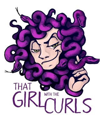 That Girl with the Curls