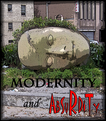 Modernity and Absurdity with Christian Perez