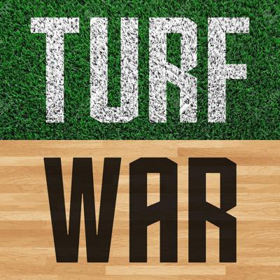 Turf War is a podcast for sports fans who want to recap their week in sports.  We also play daily Fantasy so find us on DraftKings 'DocWood' and 'LarryLuk' and play against us!