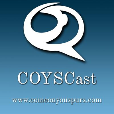 COYSCast is the podcast from the members of www.comeonyouspurs.com on all things Tottenham Hotspur!  COYS!